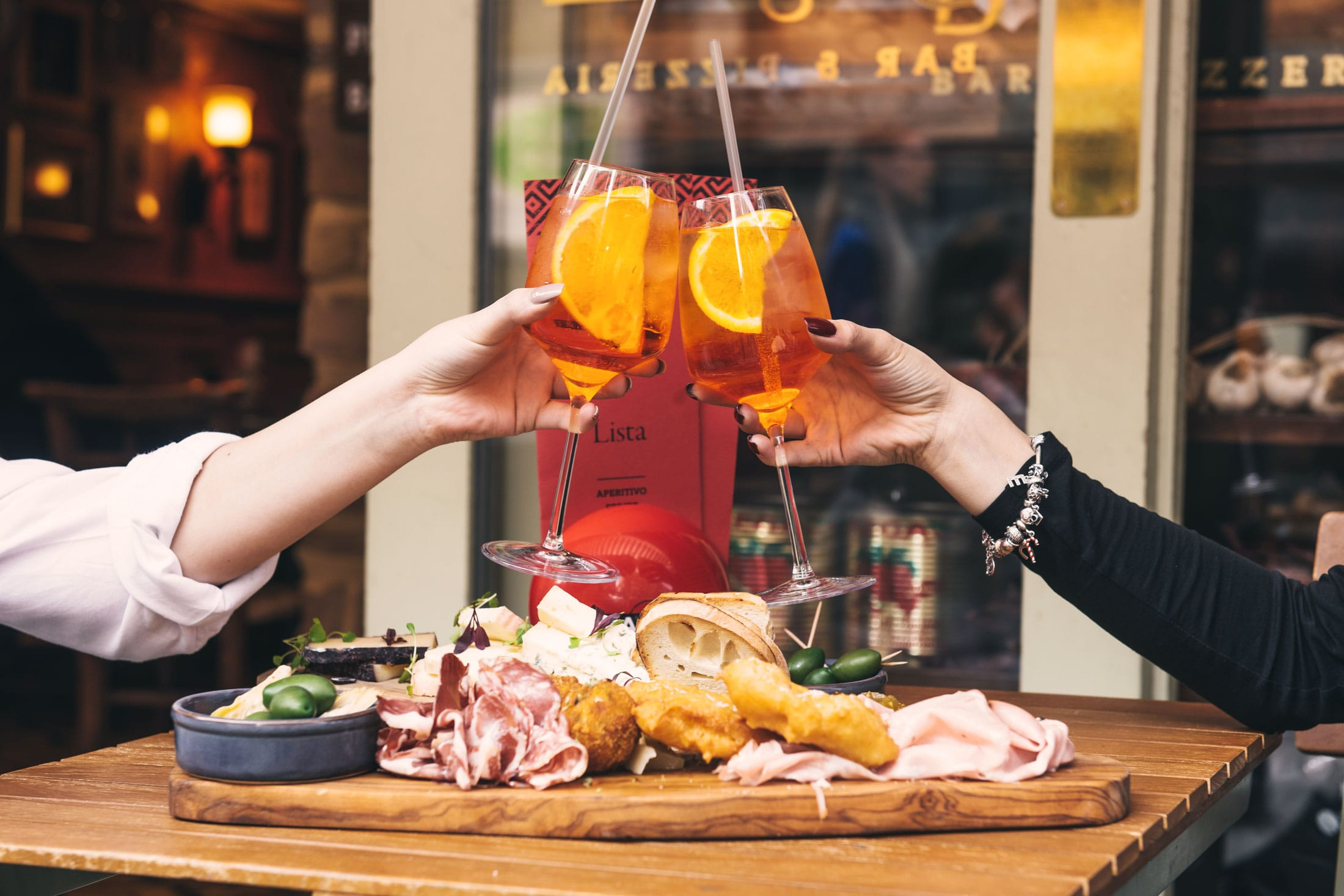 Bungatini London's Best Aperitivo Hours